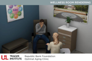 Republic Bank Foundation Optimal Aging Clinic